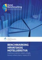 prikaz prve stranice dokumenta Benchmarking hrvatskog hotelijerstva : Izvještaj za siječanj, veljaču, ožujak, travanj, svibanj, lipanj i srpanj 2015.